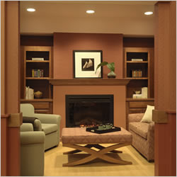 Interior Design. Custom Designed Library Part 35