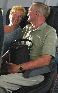 Portable 02 on Plane
