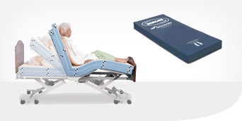 Invacare Glissando Mattress