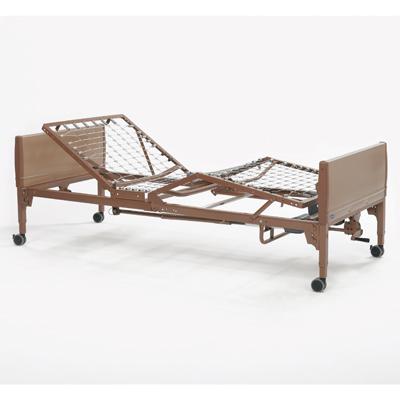 invacare product catalog - invacare semi-electric homecare bed