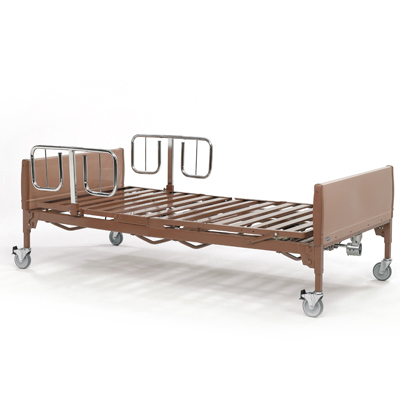 Invacare® Reduced Gap Heavy-Duty Half-Length Bed Rail