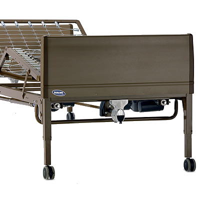 invacare product catalog - invacare full-electric homecare bed