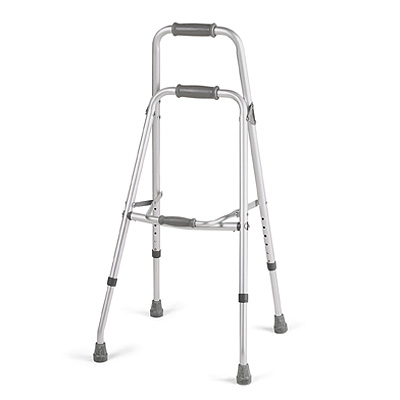 Lightweight Adult Hemi Walker   250 lbs Capacity by Invacare