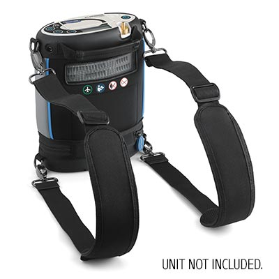 Image result for Invacare carrying bag for Platinum Mobile Oxygen Concentrator