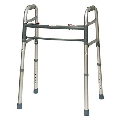 ProBasics Aluminum Dual Release Walker 300 lbs Cap in Houston TX by ProBasics