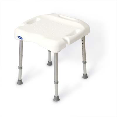 Invacare CareGuard Shower Chair w/o Back