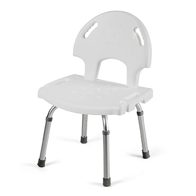 Invacare Shower Chair with Back - Assembled - Next Generati