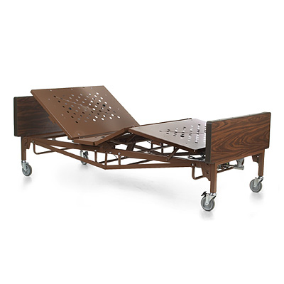 Invacare Bariatric Bed Package - BAR600BARMATT6640