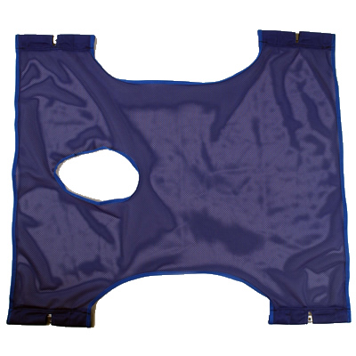 Invacare Polyester Mesh with Commode