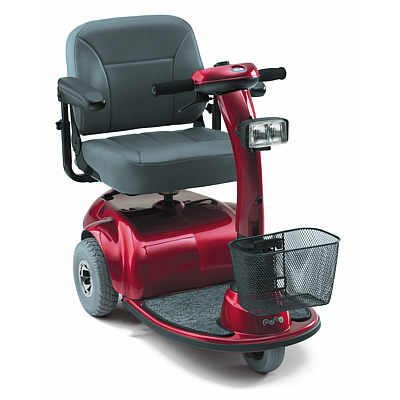 "Invacare 400 Candy Red -  20"" seat"