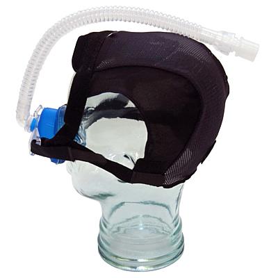 Invacare SleepNet IQ Gel Mask w/ Medium Cap-Style Headgear