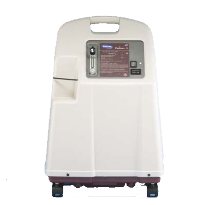 Invacare 5 Oxygen Concentrator 230 VAC - Intl.