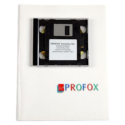 Invacare PROFOX Software