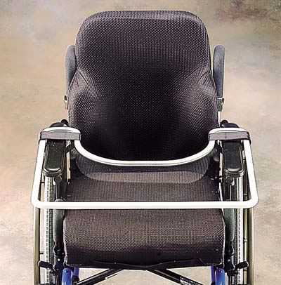 Invacare Lap Tray (Hook and Loop Mount) - Child