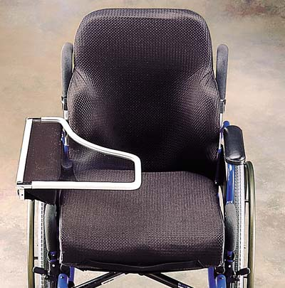 Invacare Swingaway Half Lap Tray - Right