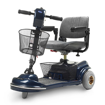 Invacare Lynx SX-3 - Candy Red