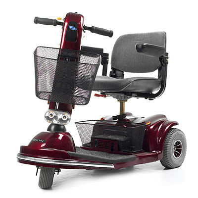 Invacare Lynx LX-3 - Candy Red