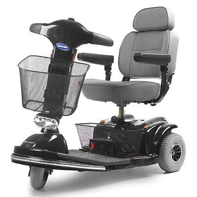 Invacare Lynx LX-3 Plus - Magic Black