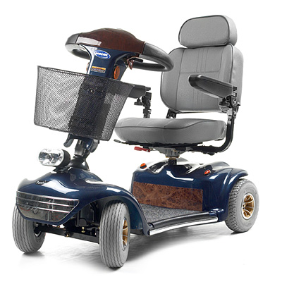 Invacare Panther LX-4 - Candy Red