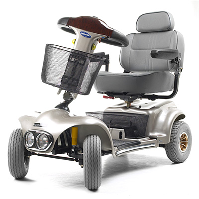 Invacare Panther MX-4 - Champagne
